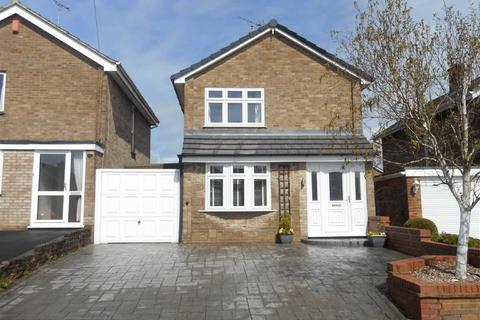 3 bedroom detached house to rent - Kedleston Close, Allestree, Derby