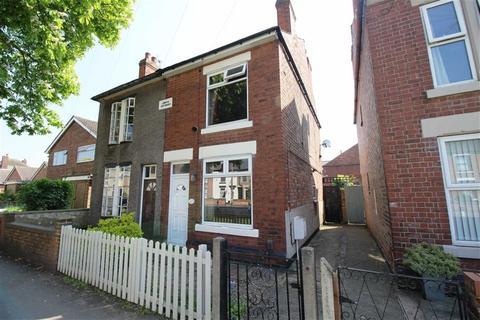 2 bedroom semi-detached house for sale - Victoria Avenue, Borrowash, Borrowash Derby