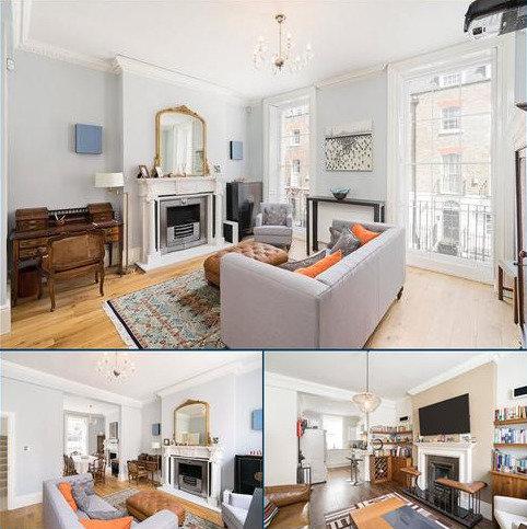 4 bedroom terraced house for sale - Wyndham Street, Marylebone, London, W1H