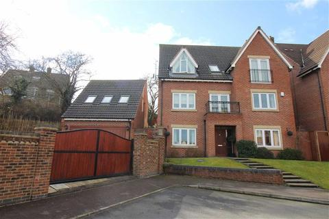 5 bedroom detached house for sale - St Georges Close, Allestree, Derby