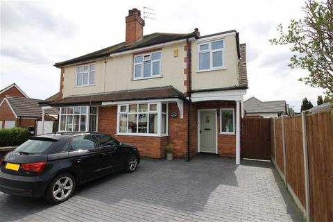 4 bedroom semi-detached house for sale - Chatsworth Crescent, Allestree, Derby