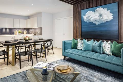 3 bedroom penthouse for sale - Rackham House, Kidderpore Green, Hampstead, London, NW3