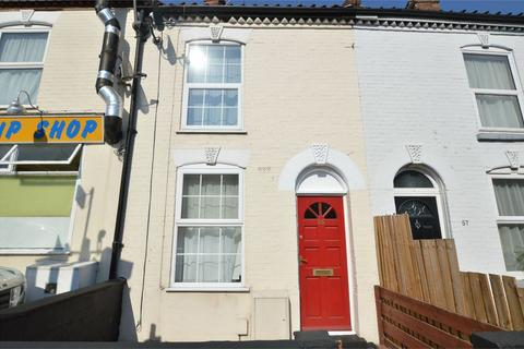 2 bedroom terraced house for sale - Bull Close Road, Norwich