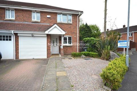 3 bedroom semi-detached house for sale - Ball Close, Llanrumney, Cardiff. CF3