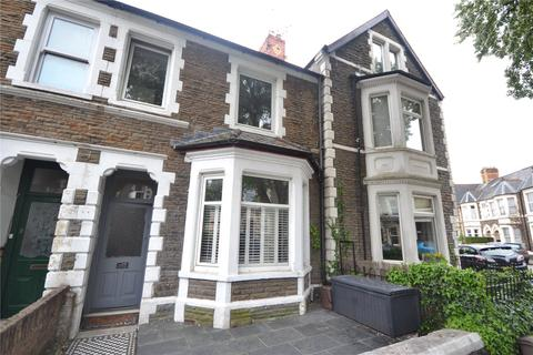 3 bedroom terraced house for sale - Bangor Street, Roath, Cardiff, CF24