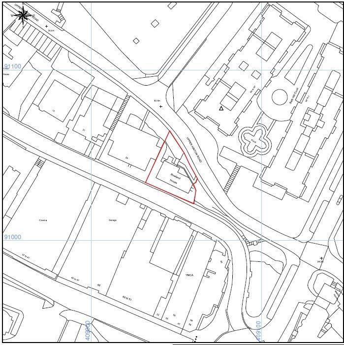 Proposed Location Plan