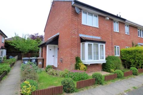 1 bedroom cluster house to rent - Farrow Close, Luton, Bedfordshire, LU3 4EE