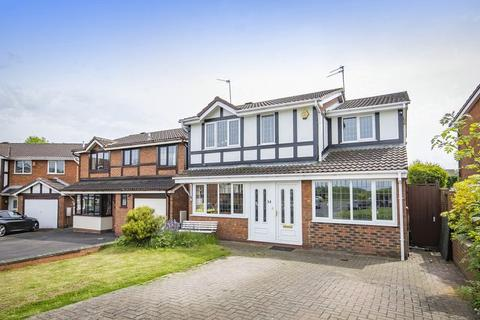 4 bedroom detached house for sale - VETCHFIELD CLOSE, SINFIN.