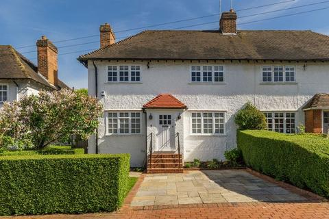 3 bedroom cottage for sale - Brookland Close, Hampstead Garden Suburb,NW11