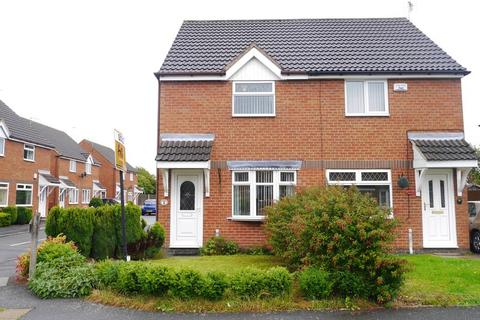 2 bedroom semi-detached house to rent - Kirk Close, Ripley