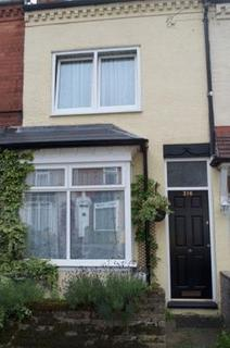 2 bedroom terraced house to rent - Tiverton Road, Selly Oak, Birmingham, B29 6BY
