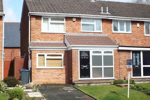 3 bedroom semi-detached house to rent - Court Oak Road, Harborne, Birmingham, B17 9AA