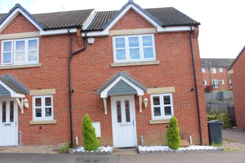 2 bedroom townhouse to rent - Carty Road, Hamilton, Leicester, LE5