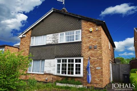 2 bedroom semi-detached house to rent - Asquith Boulevard,  Leicester, LE2
