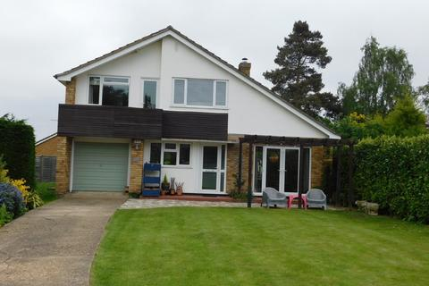 3 bedroom detached house for sale - 3 Danes Close