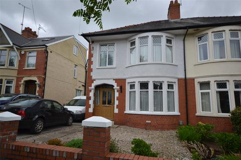 3 bedroom semi-detached house for sale - Bishops Walk, Llandaff, Cardiff, CF5