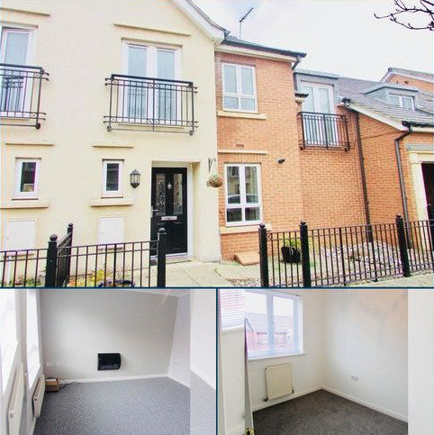 2 bedroom terraced house to rent - Greenside Drift