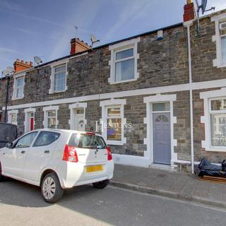 2 bedroom terraced house to rent - Asgog Street, Cardiff