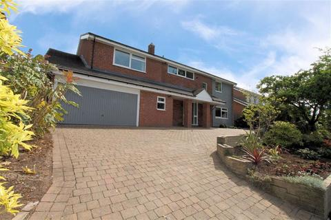 5 bedroom detached house to rent - Sutton Road, Alderley Edge