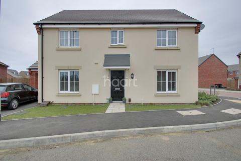 4 bedroom detached house for sale - Downy Drive, Northampton