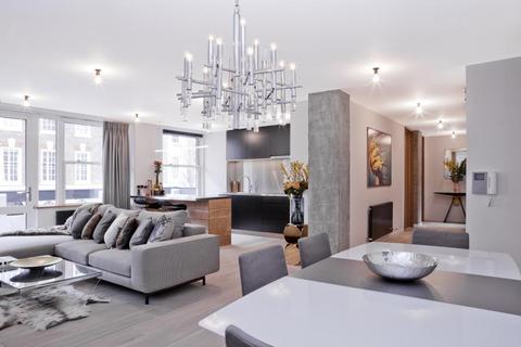 3 bedroom apartment to rent - Weymouth Street, Marylebone, London