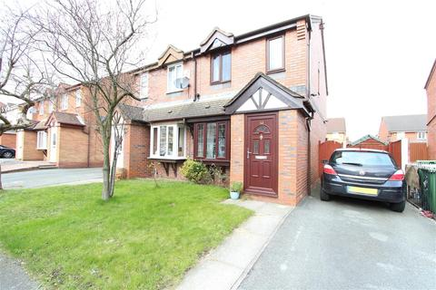 2 bedroom semi-detached house to rent - Coulport Close, Knotty Ash, Liverpool