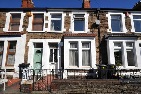 2 bedroom terraced house for sale - Upper Kincraig Street, Roath, Cardiff, CF24