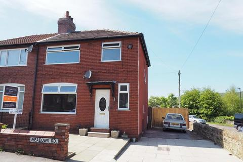 3 bedroom semi-detached house for sale - Meadows Road, Hayfield, High Peak, Debyshire, SK22 2JH