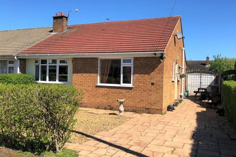 2 bedroom semi-detached bungalow for sale - Sussex Close, Pensby