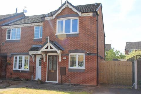 2 bedroom terraced house to rent - Astoria Drive, Stafford, Staffordshire, ST17 9GE