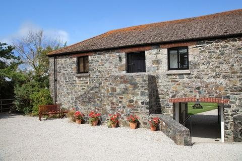 2 bedroom barn conversion for sale - POLURRIAN, TREVEGLOS COURT, MULLION, TR12