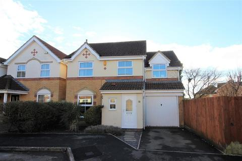 4 bedroom detached house to rent - Longfellow Close, St Andrew's Ridge , Swindon