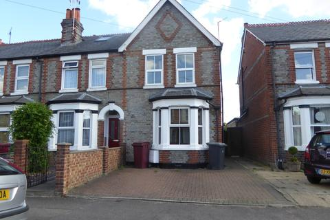 4 bedroom end of terrace house to rent - Washington Road, Caversham, Reading, RG4