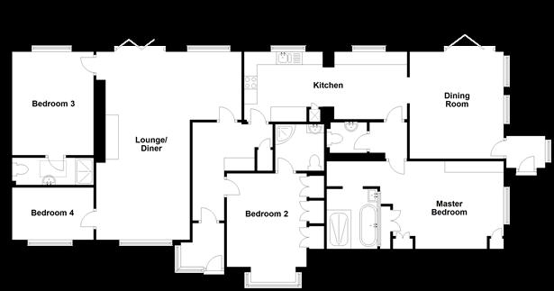 Floorplan 1 of 2: Garage