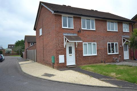 3 bedroom end of terrace house to rent - Cliff Bastin Close, Broadfields, Exeter, EX2 5QW