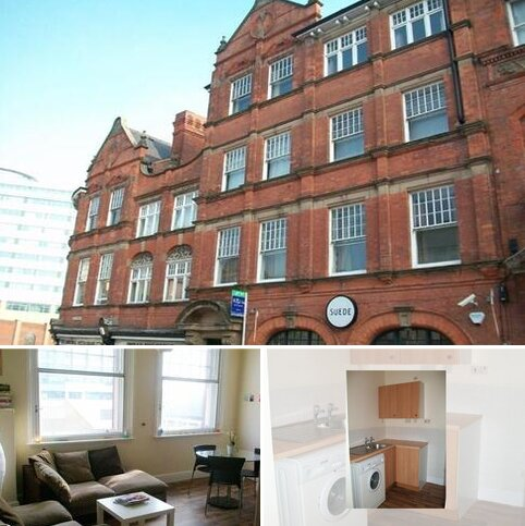 1 bedroom flat to rent - CITY CENTRE LIVING AT AN AFFORDABLE PRICE! Rockford House, Heathcoat Street, Hockley, Nottingham, NG1 3AA