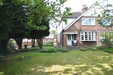 3 bedroom semi-detached house for sale - The Avenue, Alwoodley, Leeds, West Yorkshire