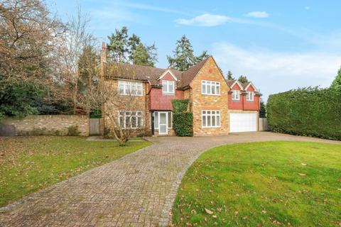 5 bedroom detached house to rent - Greenways Drive, Sunningdale, SL5