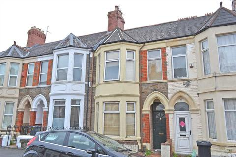 3 bedroom terraced house for sale - DOGFIELD STREET, CATHAYS, CARDIFF