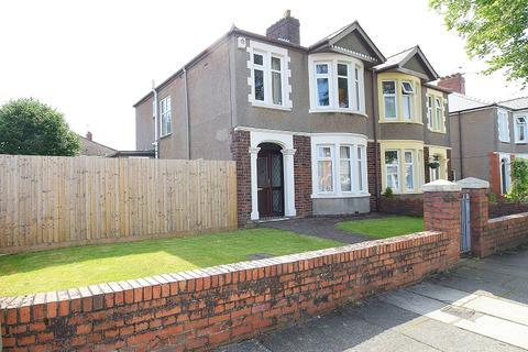 3 bedroom semi-detached house for sale - Heathway , Heath, Cardiff. CF14 4JT
