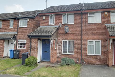 2 bedroom end of terrace house for sale - Gerard Street, Derby