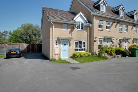 3 bedroom end of terrace house for sale - Ffordd Brynhyfryd, Old St Mellons, Cardiff