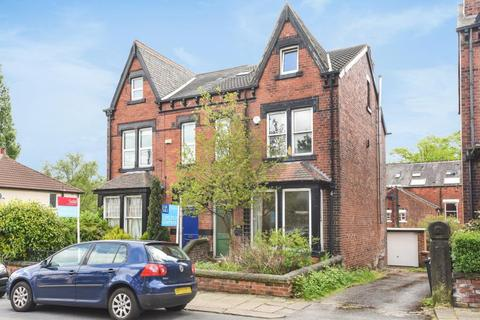 6 bedroom terraced house for sale - ROUNDHAY MOUNT, LEEDS, LS8 4DW