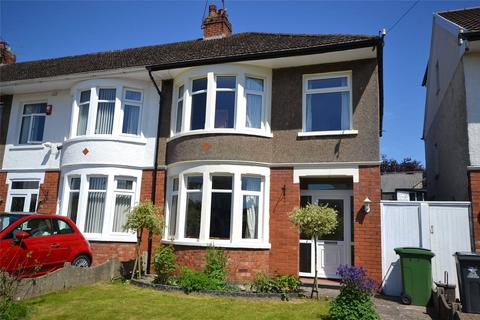 3 bedroom end of terrace house for sale - Cartwright Lane, Fairwater, Cardiff, CF5