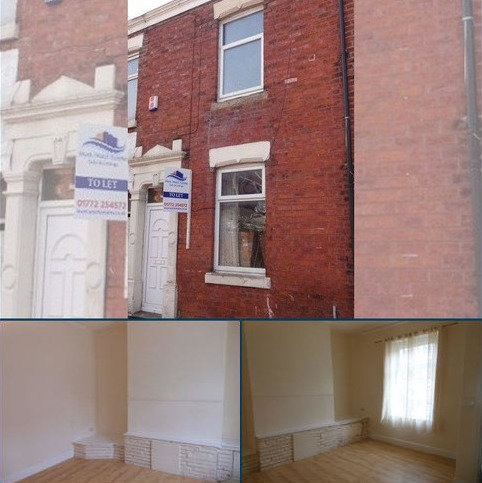 2 bedroom terraced house to rent - Tunbridge Street, Preston