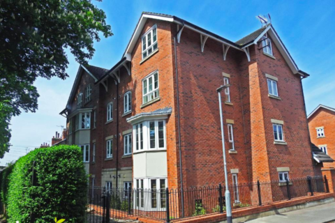 2 bedroom apartment to rent - Madeira Court, Park Avenue, HU5