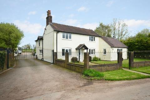 4 bedroom equestrian property for sale - Holly Tree Cottage Aspley Lane Chatcull ST21 6QE