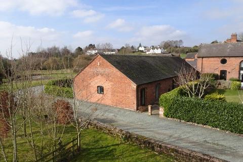6 bedroom semi-detached house for sale - Sutton Barns, Lower Sutton, near Newport, Shropshire