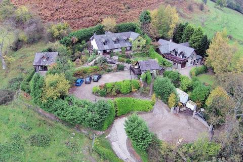 Guest house for sale - Pen-y-Bryn, Horseshoe Pass, Llangollen. LL20 8DW