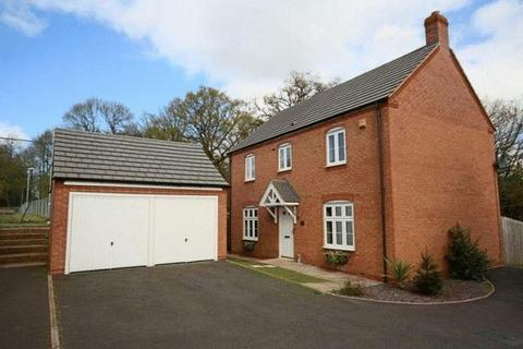 4 bedroom detached house for sale - Sandbrook Close, Hinstock